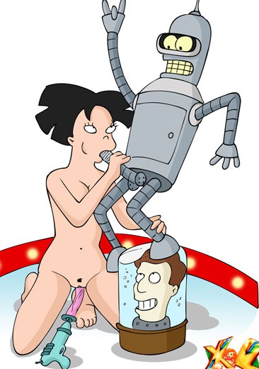 futurama porn cartoons