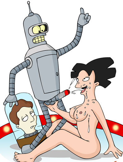 futurama xxx cartoons