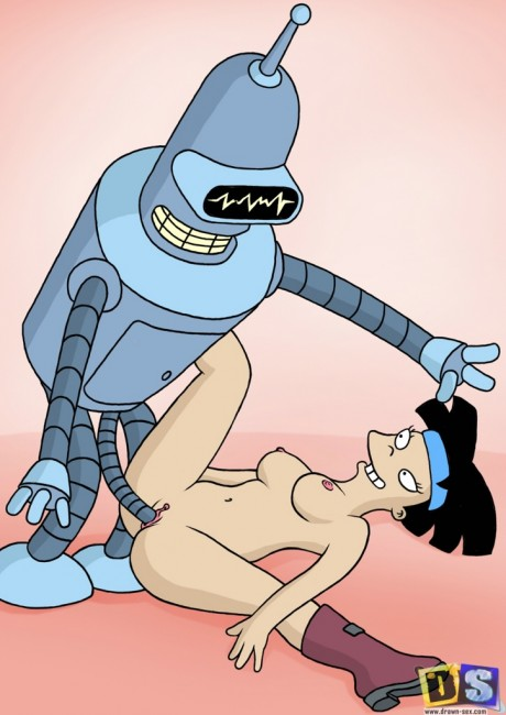 futurama-porn-future-weber-and-types-of-domination